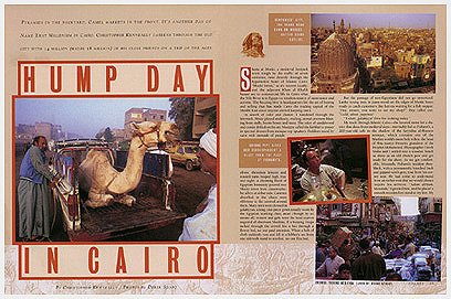 Cairo Egypt Photos in Escape Magazine